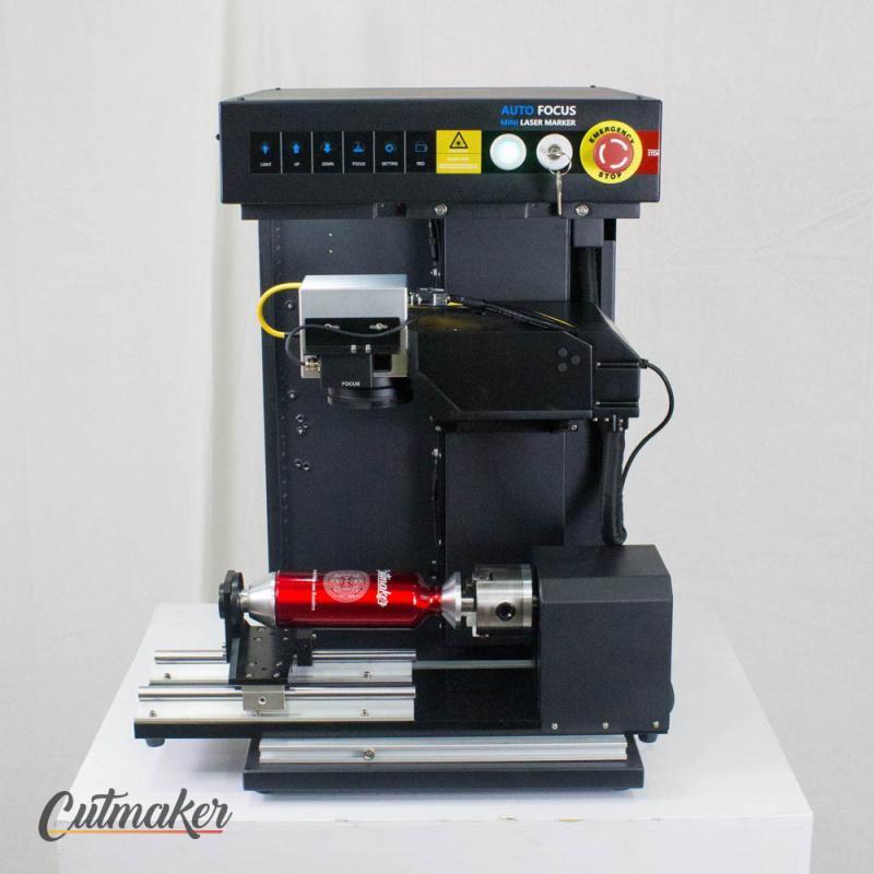 Gravadora a laser para metal