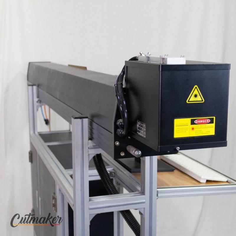 Manutenção de maquinas de corte a laser