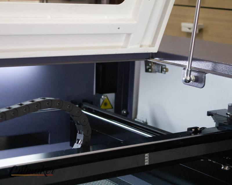 Maquina de corte a laser co2