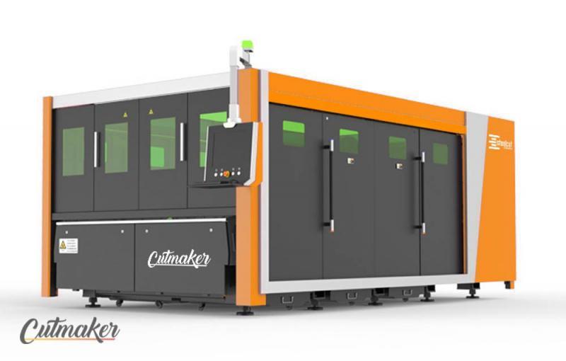 Maquina industrial de corte a laser
