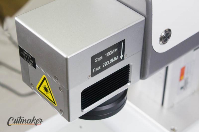 Maquina laser de fibra
