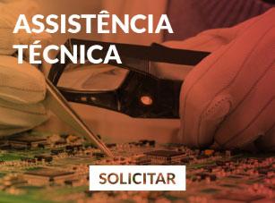 Assistência técnica solicitar contato