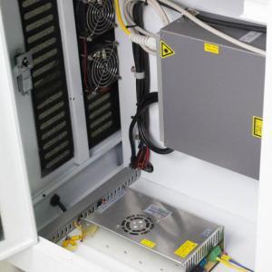 Conserto de máquina de corte a laser