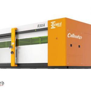 Maquina de corte laser para aço